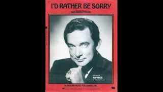 Watch Ray Price Go Away video