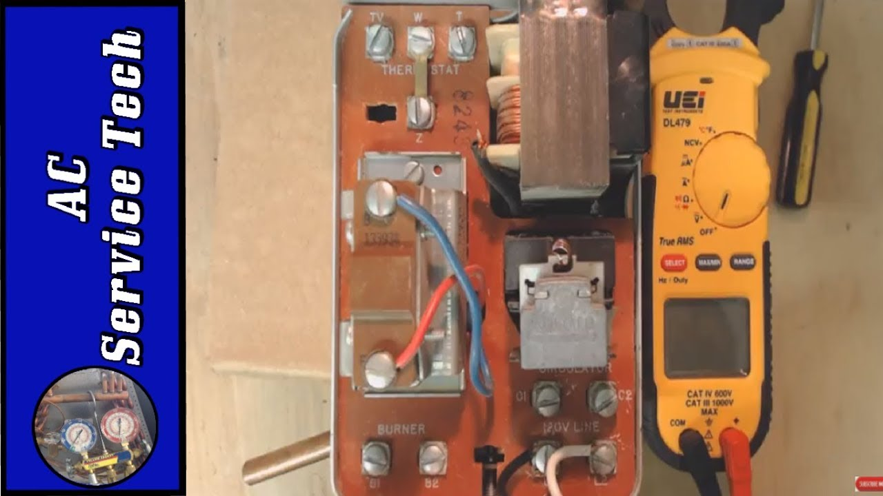 boiler aquastat relay troubleshooting and control wiring  [ 1280 x 720 Pixel ]