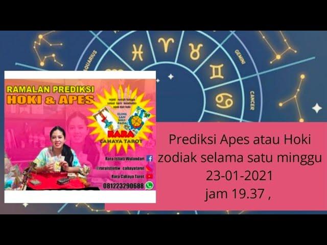 Zodiak Anda Yuk Diprediksi Selama Sepekan