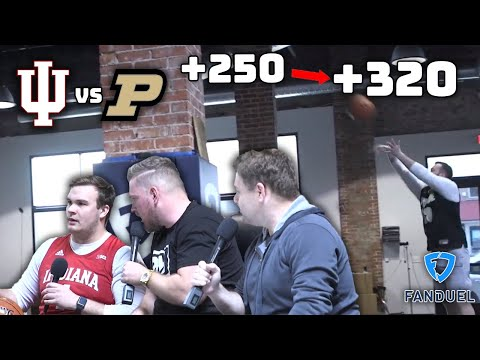 The Greatest Game In The History Of Western Civilization: The IU Vs Purdue FanDuel Odds Boost