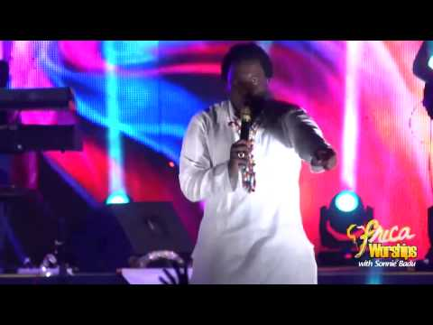 Sonnie Badu - Not By Might Medley Africa Worships With Sonnie Badu - The House of Praise