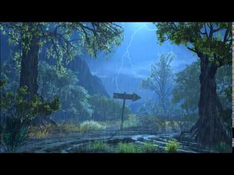 Yağmur Sesi - 1 Saat