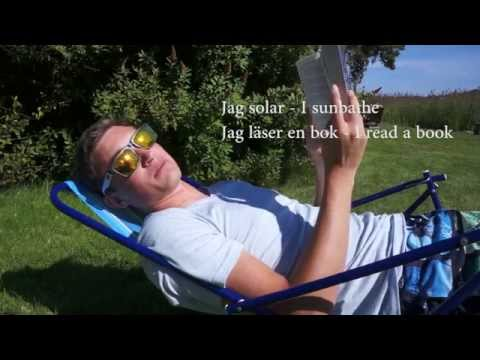 Learn Swedish, Lesson 3: Summer and Outside