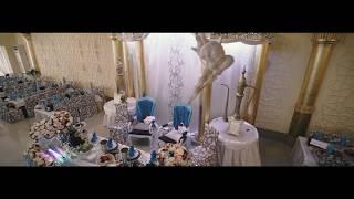 Съемка свадьбы операторским краном