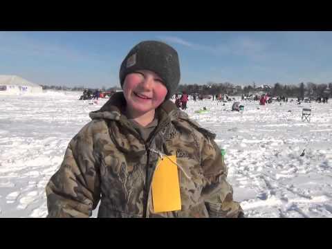 2014 Big Bobber Ice Fishing Contest
