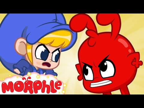 Mila And Morphle FIGHT - My Magic Pet Morphle  Cartoons For Kids  Morphle TV  BRAND NEW