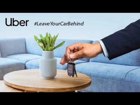 mCanvas Storytelling Ads | Uber - Leave Your Car Behind | Scroller