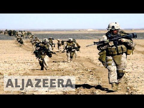 Trump weighs US options in Afghanistan