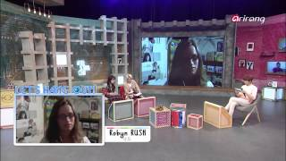 After School Club-Hang out with Robyn RUSH,Anna NGUYEN   미국,캐나다 팬들과 영상통화