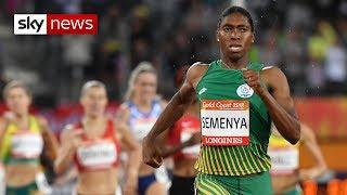 Caster Semenya loses landmark testosterone legal case against IAAF