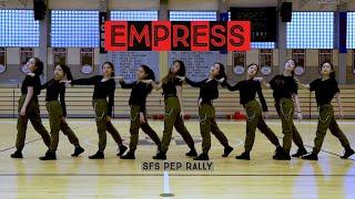 SFS APAC Dance Pep Rally