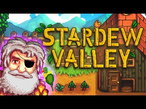 THE HOMELESS PIRATE | Stardew Valley