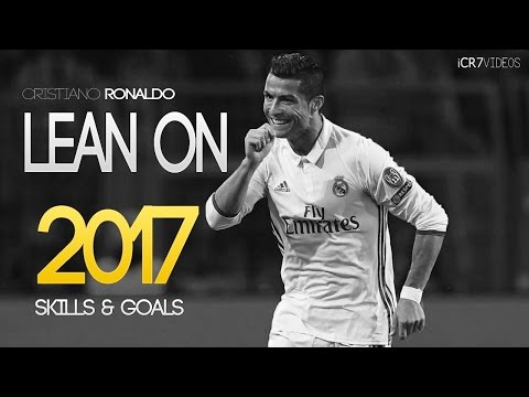 Cristiano Ronaldo - Lean On - 2017 | 1080p HD