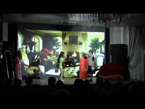 2 часть спектакля Чупакабра по мотивам сказки Золушка (сценарий - Инна Гузенко)