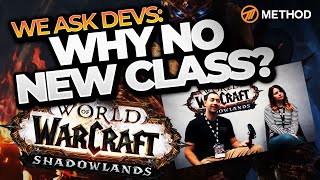 WHY No New Class in Shadowlands? Mythic+ VS Raid Loot? WoW: Shadowlands Dev Interview