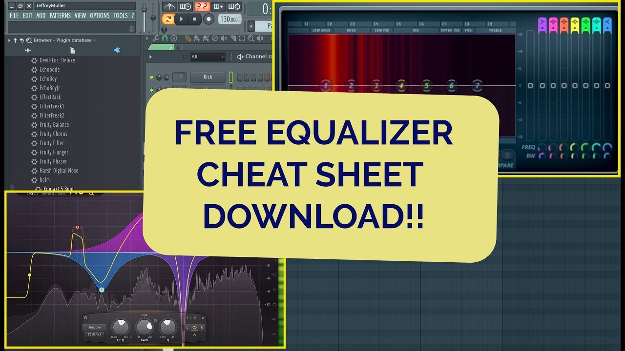 How to cheat with your equalizer and 7 helpful tips