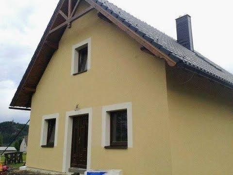 Декоративная штукатурка в Истре и Истринском районе, отделка стен и фасадов цоколя короед, покраска