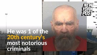Charles Manson was one of the 20th century's most notorious criminals | New York Post thumbnail