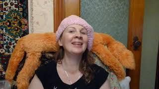 Обзор на мои шапки - любимые шапки это розовые