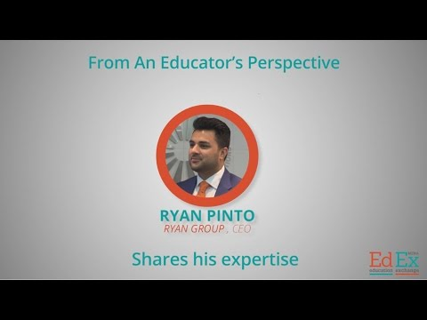 Interview with Mr. Ryan Pinto of Education Investment in the GCC