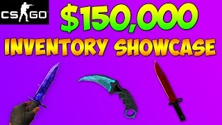 CS GO - The Most Expensive Inventory In Existence! Skyliner