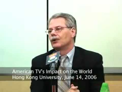 American Television and its Impact on Asia and the World
