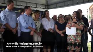 Prefeita do PT dispara elogios a Marconi Perillo do PSDB