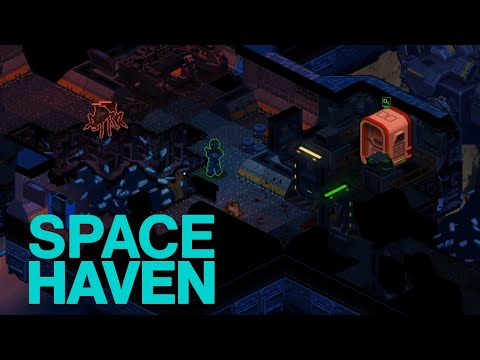 Awesome Spaceship Colony Builder Now On Steam! ~ Space Haven #1