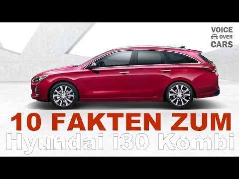 2017 Hyundai i30 Kombi 10 Fakten Auto News Voice over Cars Auto Salon Genf 2017