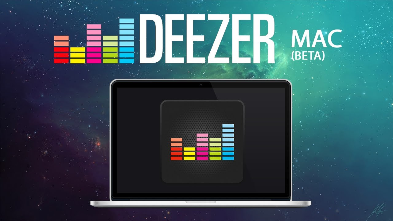 musica deezer mac
