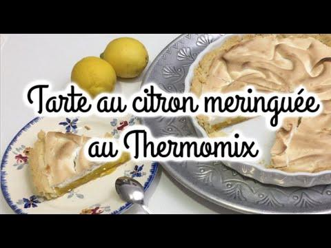 recette-:-tarte-au-citron-meringuée-au-thermomix