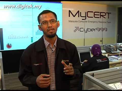 Kreatif & Inovasi Ep 6 | CYBER 999 | CYBER SECURITY MALAYSIA by Digitek.my
