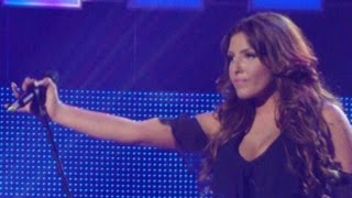 helena paparizou live greek idol