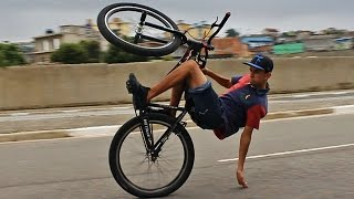 2º Encontro em São Miguel Paulista (Grau e RL/Wheeling Bike)