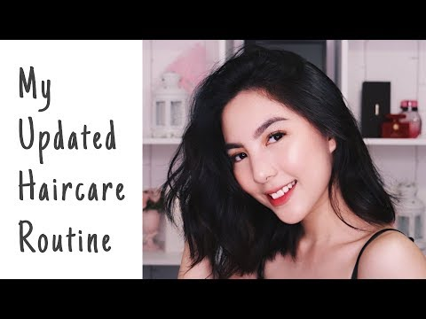 My HAIRCARE Routine | 2019 - YouTube