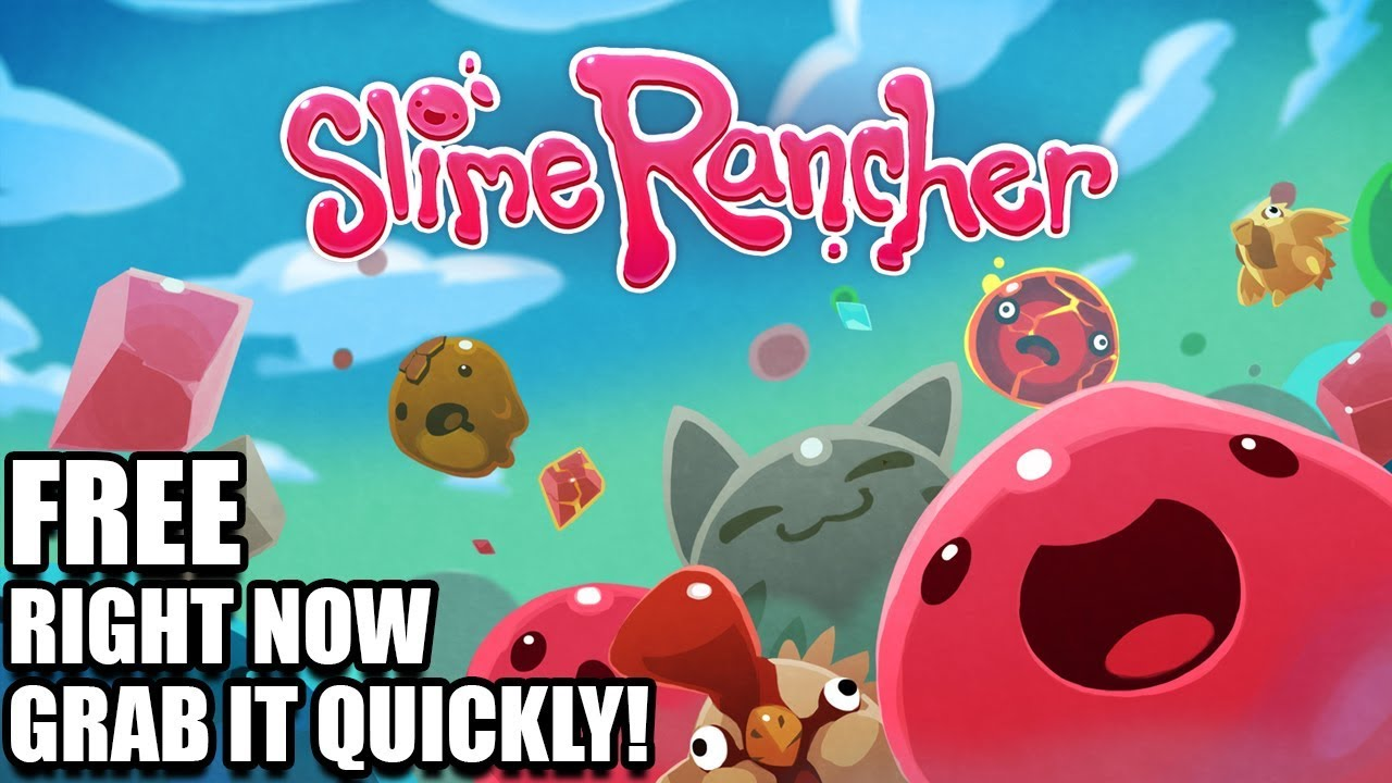 Slime Rancher is Free Right Now - Grab it Quickly! [Epic ...