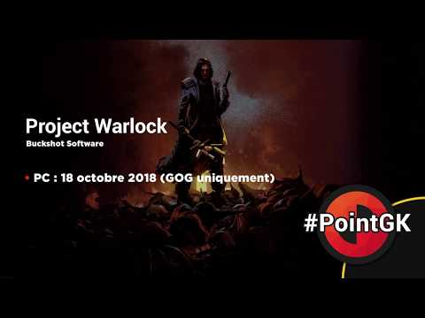 Point GK : Project Warlock