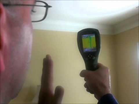 Home Energy Audit Thermo-Scan