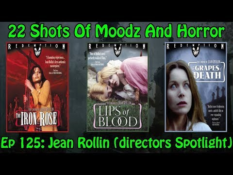 Podcast: Ep. 125 | Jean Rollin Director Spotlight Feat Derek