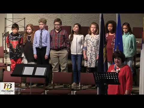 American Tears Song from First Baptist Church