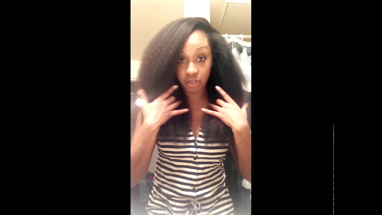 Best weave for natural hair youtube pmusecretfo Gallery