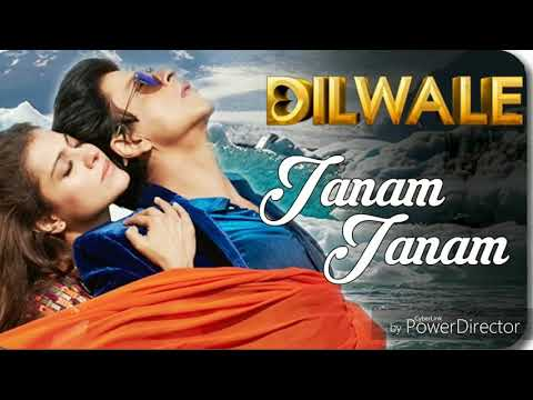 Janam Janam -New Bollywood Song RingTone - Film - ( dilwale )