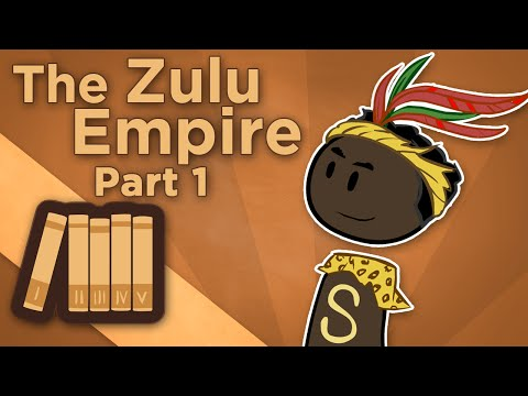 Africa: Zulu Empire I - Shaka Zulu Becomes King - Extra Hist