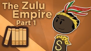 Africa: Zulu Empire - Shaka Zulu Becomes King - Extra History - #1