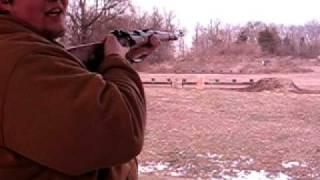 K98 Mauser Hang Fire and Ricochet