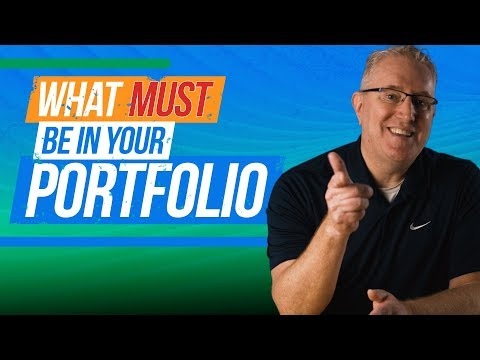 What You NEED To Include In Your Developer Portfolio