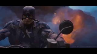 Стив Роджерс выбирает щит из Вибраниума  Капитан Америка уничтожает заводы Гидры