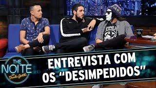 The Noite (08/04/15) - Entrevista com o canal Desimpedidos