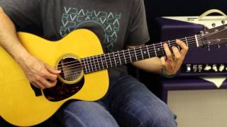 Poison - Something To Believe In - Acoustic Guitar Lesson - Super EASY