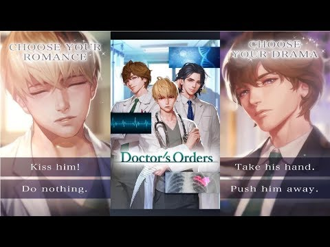 Doctor's Orders : Romance You Choose Android Gameplay